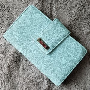 Kenneth Cole Reaction Blue/Pink Wallet